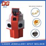 Machine van het Lassen van de Laser van de Juwelen van het Lassen van de vlek de Externe van China (200W)