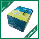 Boîte personnalisée élégante à thé de papier d'imprimerie pour l'empaquetage de thé