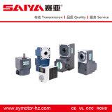80X80mm 24V 36V 48V 60W 3000rpm 기계공을%s 무브러시 DC 기어 모터