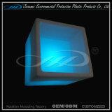 Factry 맥주 저장을%s 플라스틱 입방체 LED 콘테이너