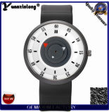 Yxl-425 OEM van het Horloge van het Kwarts van het Leer van de Sport van de Vrouwen van de Mannen van de Horloges van de Onderbreking van het Ontwerp van de bevordering de Nieuwe Toevallige Fabriek van het Horloge van Paidu van de Mode van het Embleem van de Douane