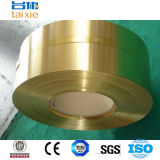 Bobina do cobre da alta qualidade da prata niquelar CuNi25zn20