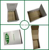 El rectángulo de papel de la visualización crea la venta al por mayor acanalada de la caja para requisitos particulares de presentación de PDQ