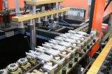6つのキャビティプラスチック缶はペットブロー形成機械をびん詰めにする