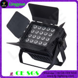 Encenar DMX Lighting 20X12W Outdoor LED plana PAR