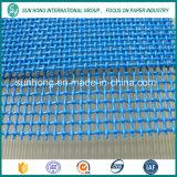Micro- Lijn 100% de Spiraalvormige Drogere Stof /Screen van de Polyester voor de Machine/de Molen van het Document