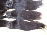 100%年のUnprocessブラジルの自然なカラーボディ波の毛