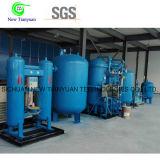 De Eenheid van de Dehydratie van de Werkdruk van de Torens 0.3MPa van Gas van het methaan 2-4