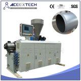 Linha plástica da extrusão da tubulação da câmara de ar Machine/PVC