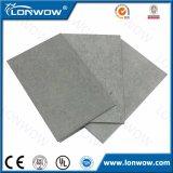 Tarjeta decorativa del cemento de la venta caliente