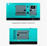 Ce/Soncap/CIQの証明の100kw/125kVA Weifangの無声ディーゼル発電機