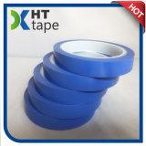 Bande solaire d'animal familier bleu non-résiduel résistant de colle de température élevée
