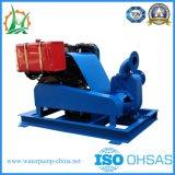 Diesel van de Leverancier van China de LandbouwPomp van het Water voor de Irrigatie van de Nevel