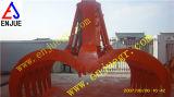 Garra da madeira da rotação/garra de madeira para a lagarta/Hitachi/KOMATSU/máquina escavadora de Hyundai /Kobelco