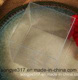 Caixa transparente da bolha do alimento dos PP