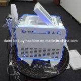 Máquina facial da beleza de Microdermabrasion do Hydra portátil prático com função do pulverizador de casca do jato/de casca/oxigênio da água