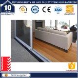 El panel del aislamiento del calor de la puerta deslizante del aluminio de la doble vidriera con como certificado