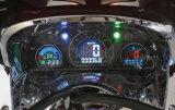 veicolo elettrico di 6000W Coc con 70V/60ah
