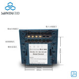 LED를 위한 영국 표준 지적인 스위치 제어기 3gang RF 무선 먼 접촉 스위치