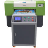 Печатная машина многофункционального цифров Inkjet самого низкого цены A1 UV планшетная