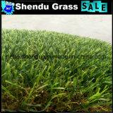 Grama artificial econômica 25mm com preço da fábrica da grama de China Hebei