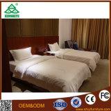 Mobília do quarto da madeira contínua com madeira de carvalho para o quarto do hotel