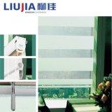 Persianas de rodillo de la ventana del estilo de Europ con la tela de la cortina de la traducción
