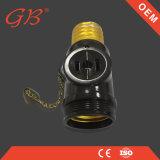 Heb Vele Soorten E27 ElektroLamphouder met de Contactdoos van het Bakeliet