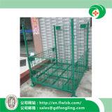 Горяч-Продавать складной контейнер ячеистой сети для пакгауза с утверждением Ce