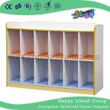유치원 가구 나무로 되는 교실 가구 아이들의 저장 내각 (M11-08701)