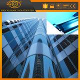 Película antiofuscante do edifício da redução energy-saving do calor para o vidro