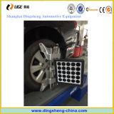 Equilibradora de neumáticos equipo de alineación