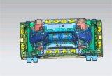 Het aangepaste Afgietsel van de Injectie van de Delen van het Voertuig Plastic Auto