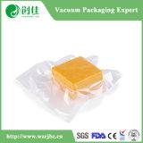 Sacos da embalagem do vácuo do alimento do PE do PA para o queijo