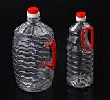 Halb Selbsthaustier-Flaschen-Blasformen-Maschine