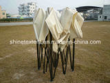 10X10FT van het Witte OpenluchtFrame die van het Staal Tent vouwen, die Gazebo vouwen