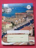 Stcokの専門のカスタムハードカバーのペーパー日記のノート