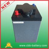 Batería de plomo profunda solar de la batería 6V225ah del gel del ciclo 6volt