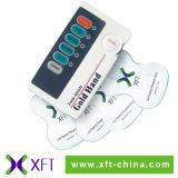 Simulador electrónico del músculo de la terapia de baja frecuencia de los diez