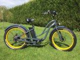 숙녀의 마음에 드는 것 2017 새로운 뚱뚱한 타이어 전기 자전거 48V 1000W