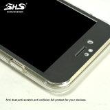 Shs 360 Geval van de Telefoon TPU +Glass van de Graad het Volledige Mobiele voor iPhone 7