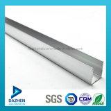 Decoração Material Móveis Perfil de extrusão de alumínio com bronze anodizado