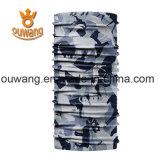 Tube Headwear de polyester de Microfiber de vente en gros d'usine de Yiwu