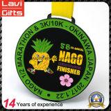Profesional de diseño personalizado Medalla Metal Acabado