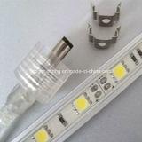 CE RoHS exterior de alto brillo IP67 5050 LED barra rígida