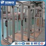 Profils en aluminium normaux de structure de salles propres de RoHS