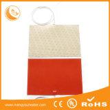 almofada de aquecimento 300*300mm do silicone do adesivo de 3m para a impressora 3D