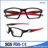 Più nuovo blocco per grafici promozionale di Tr90 Eyewear con scambio del tempiale