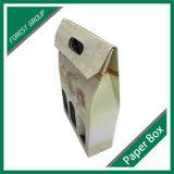 Saco do vinho branco do bloco de 3 frascos com punho (FP 8039116)