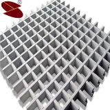 Diseño del techo de las zonas abiertas de la talla de célula 125*125m m por los azulejos de Perforted Grid